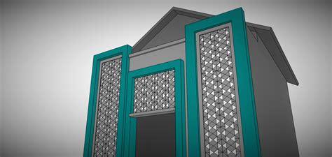 Kontraktor Acp Alumebond 2 jorora and partners architect arsitek indonesia arsitek