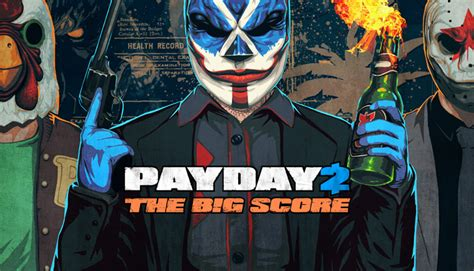 Sony Ps4 Payday 2 The Big Score payday 2 the big score now available gotgame