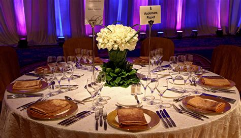banquet table setup choosing the right type of tables and chairs for your