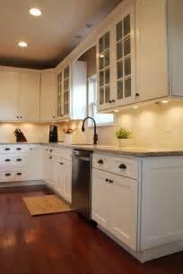 Shaker Cabinets Kitchen Designs White Shaker Kitchen