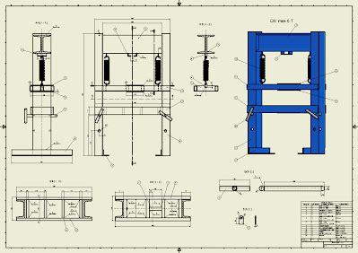 bureau d 騁ude hydraulique presse hydraulique fr 233 d 233 ric parvais