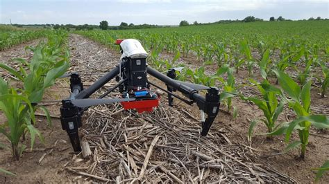 Jasa Drone sare grant aids farmer in using drones to test n