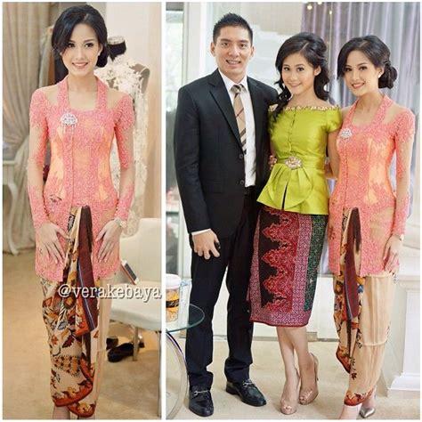 desain dress batik untuk perpisahan kebaya wisuda dengan kain tenun by verakebaya casual