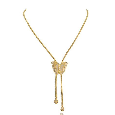 beautiful simple gold necklace designs