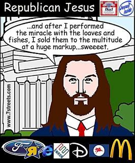 Republican Jesus Memes - whiskey fire west by god