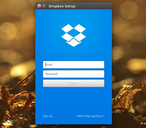 dropbox qt interface do dropbox est 225 sendo reescrita em qt instale e
