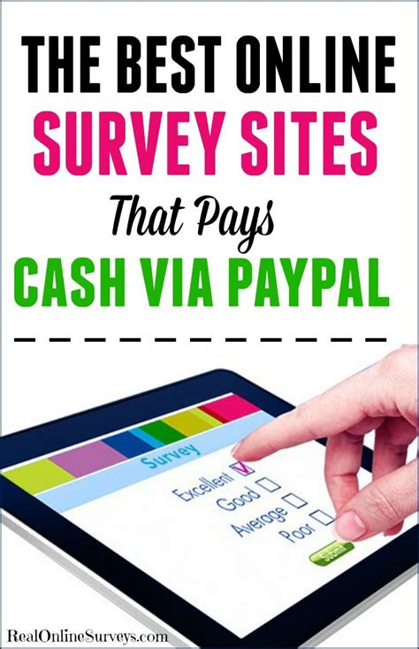Survey Sites To Make Money Online - best 25 online survey ideas on pinterest surveys to make money online survey sites and
