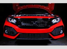 New Performance Grille for 10th Gen Civics | 2016+ Honda ... Red Honda Emblem