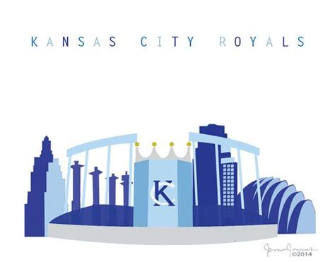 icon design kansas city kansas city royals skyline kansas city royals kansas