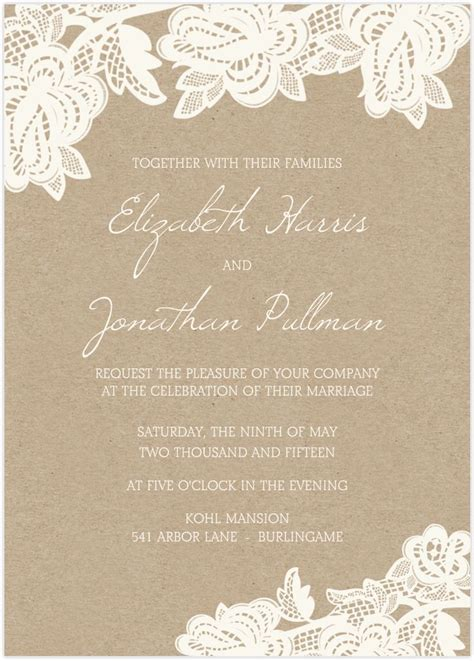 david s bridal lace wedding invitations 55 best backgrounds templates images on