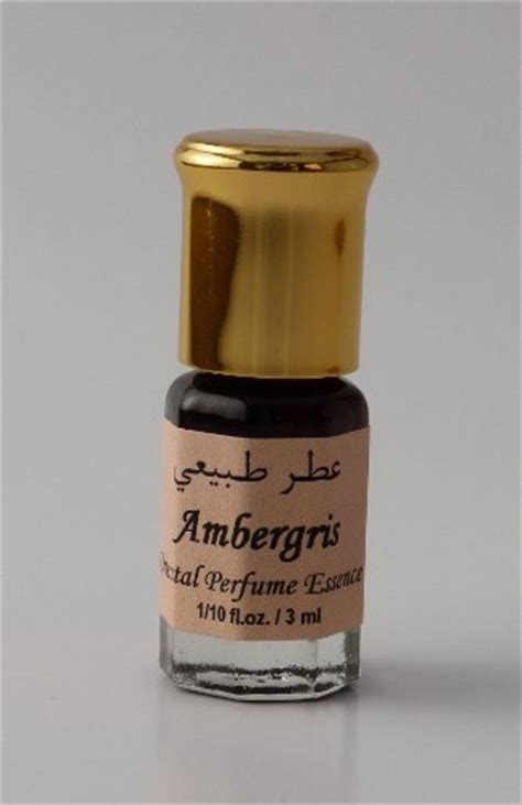Parfum Ambergris ambergris