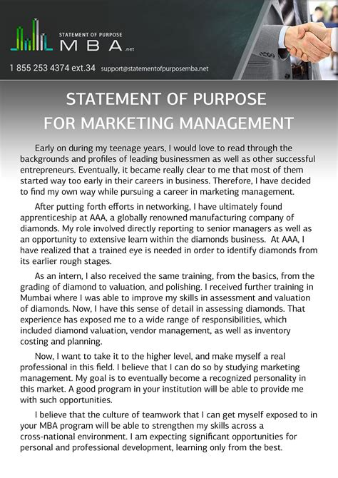Statement Of Purpose For Mba In Business Management by Do You Need Help To Write A Statement Of Purpose For