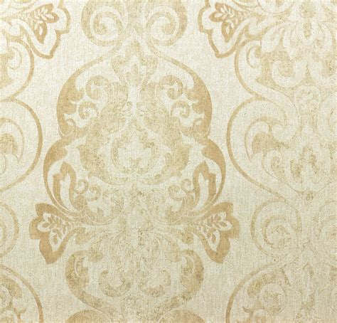 wallpaper gold and beige wallpaper antique non woven wallpaper p s 02301 30 baroque