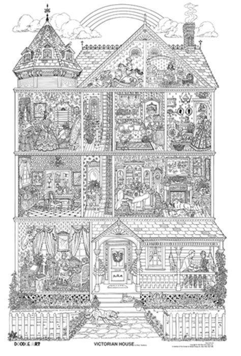 victorian house coloring pages free free coloring pages of victorian houses