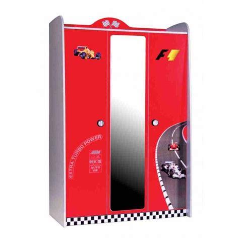 armadio rosso armadio a 3 ante rosso camerette bambini turbo s