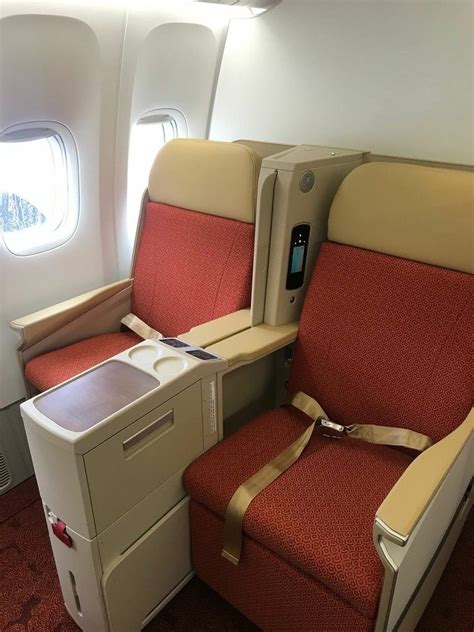 air india business class seat numbers inside the new air india boeing 777 300er delivered today