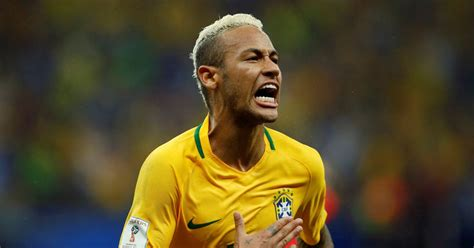 brazil 2 1 colombia neymar bags winner and as