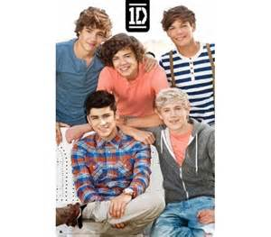 Home Decor Coral one direction poster supplies for college girls dorm