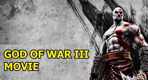 god of war film youtube god of war 3 the movie youtube