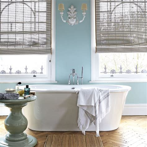 Blue Bathrooms Decor Ideas by Light Blue Bathroom Ideas Decor And Styling