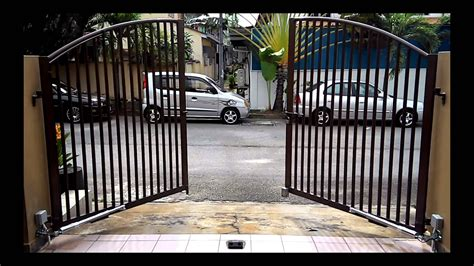 Car Gate Types by Swing Autogate Arm Type