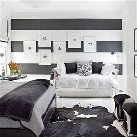 horizontal striped bedroom walls boy s room striped walls contemporary boy s room