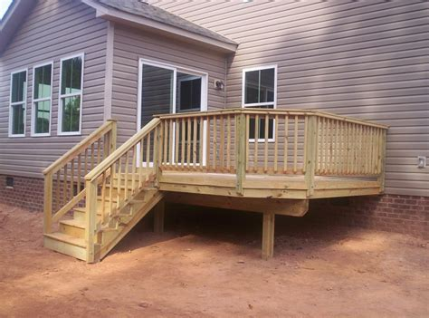 pressure treated pine as use on central sc decks custom decks porches patios sunrooms and more