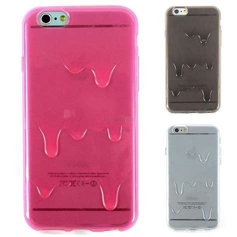 Soft Casing 3d Tpu Iphone 7 Original transparent 3d melt soft tpu cover for