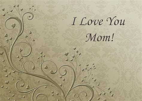 mother day card mother s day card pictures and ideas