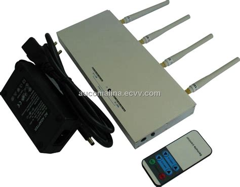 high power big mobile cell phone gsm 3g signal jammer with