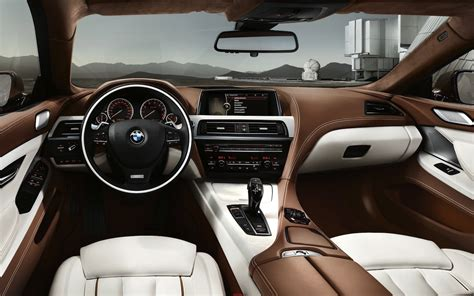 bmw inside bmw 6 series gran coupe a sedan designed as a sports coupe