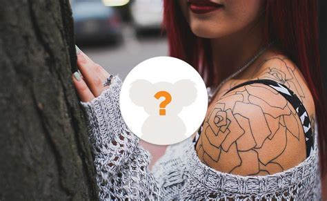 tattoo type quiz what type of tattoo should you get koala quiz
