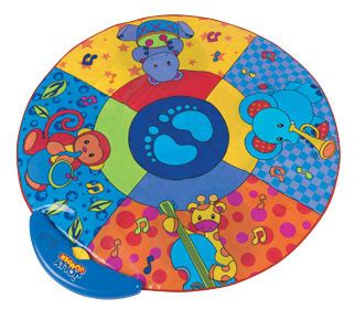 Musical Play Mat by Jolly Jumper Musical Play Mat Ebay