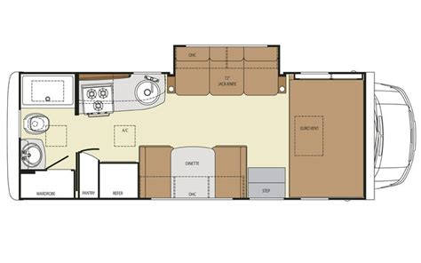 chinook rv floor plans chinook concourse rv floor plans