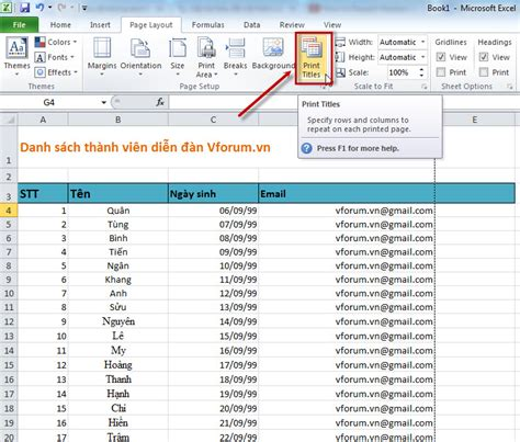 layout tren excel c 225 ch lặp lại ti 234 u đề trong excel 2007 2010 2013 khi in