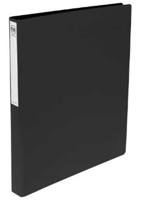Binder America 26 Ring file master a3 trunkboard 2 26 ring binder black elive nz