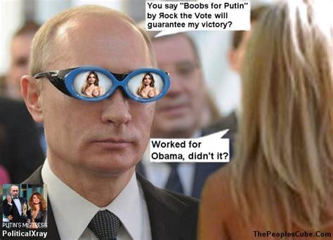 Obama Sunglasses Meme - putin s glasses desperately needing a caption