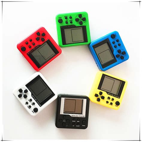 mini console retro mini matchboxtetris console console