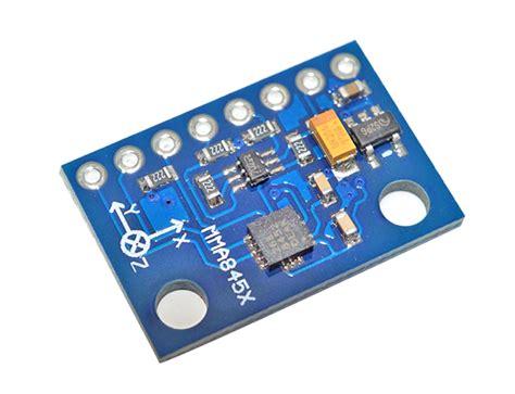 3 Axis Sensor Arduino by 3axis Accelerator Module Gy 45 For Arduino Okystar