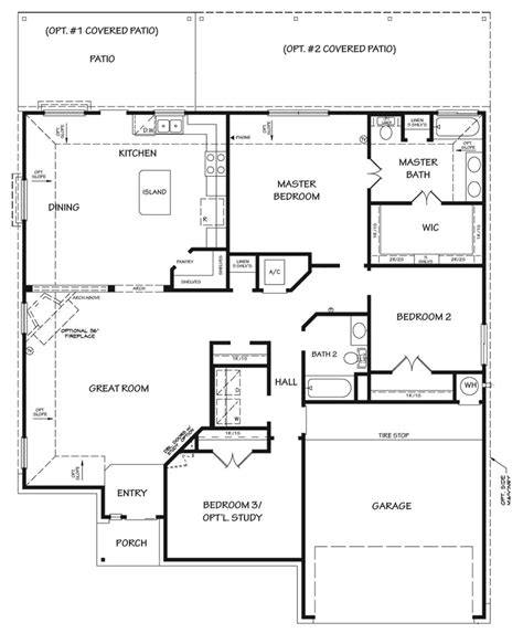 avalon floor plan the avalon floor plan killeen tx new homes for sale