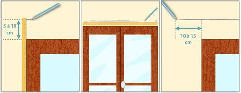 installer une tringle 224 rideaux rideaux