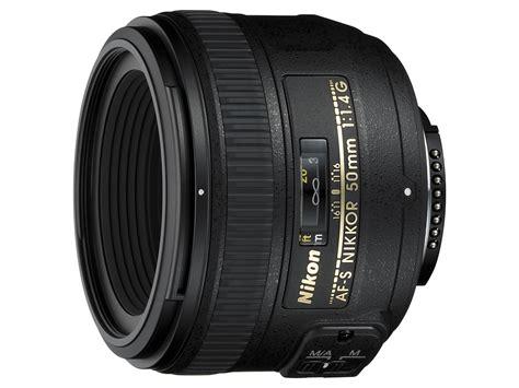 nikon lenses nikon releases af s nikkor 50mm f 1 4g prime lens