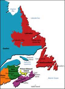 map of atlantic canada provinces quilton s doings travelling part 3
