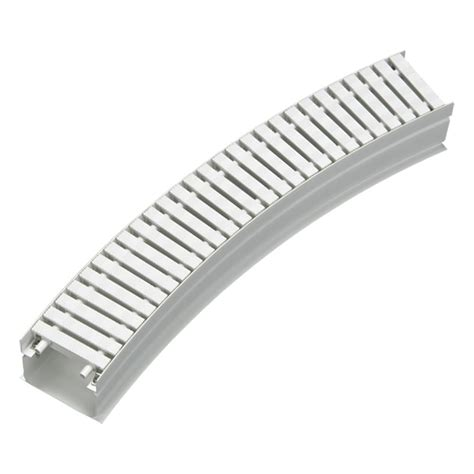 lawson deck drain with grate 10 ft section