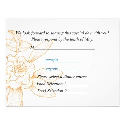 Wedding Invitations Response Cards by Wedding Invitation Rsvp Response Matik For