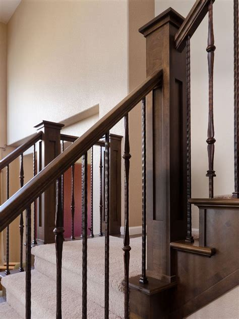 metal stair banister 17 best ideas about iron balusters on pinterest iron