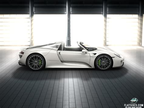 white porsche 918 porsche 918 configurator is live which color would you