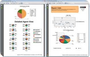 Call Center Report Template Call Center And Phone Reporting