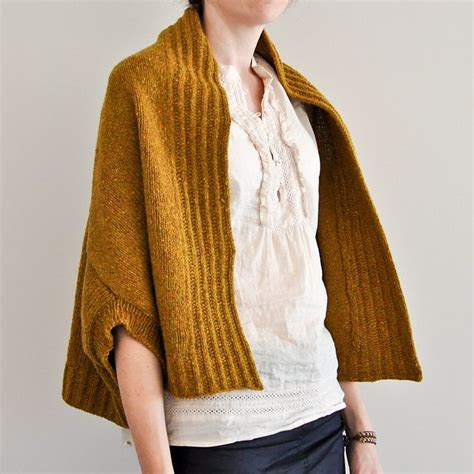 Origami Cardigan - inversion cardigan pattern by jared flood knit crochet