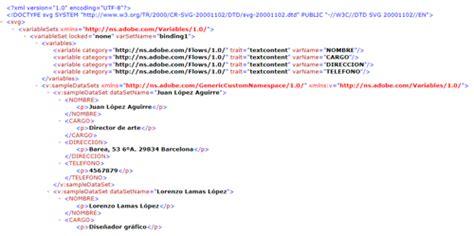 crear archivos csv excel json y xml con php uno de piera c 243 mo usar datos din 225 micos con adobe illustrator imagen
